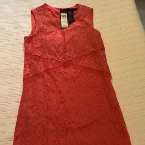 BCBG Maxazria Lace Dress NWT